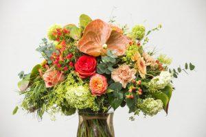 Blumenbestellung